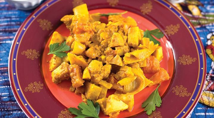 Bombay Potato Masala