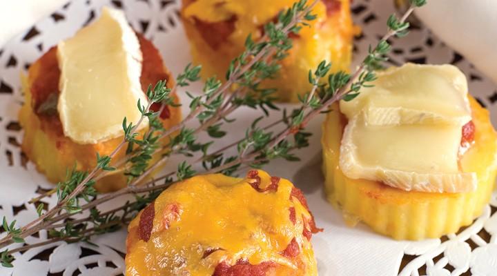 Potato Canapés