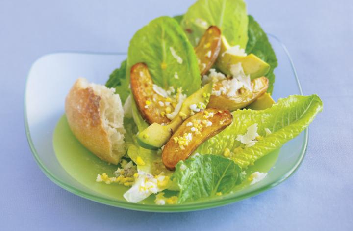potato caesar salad feature